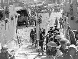 andra världskriget 2, landstigning, partille lottakår