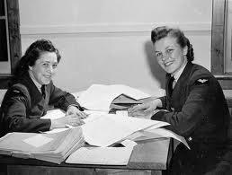 andra världskriget, kvinnliga soldater, partille lottakår