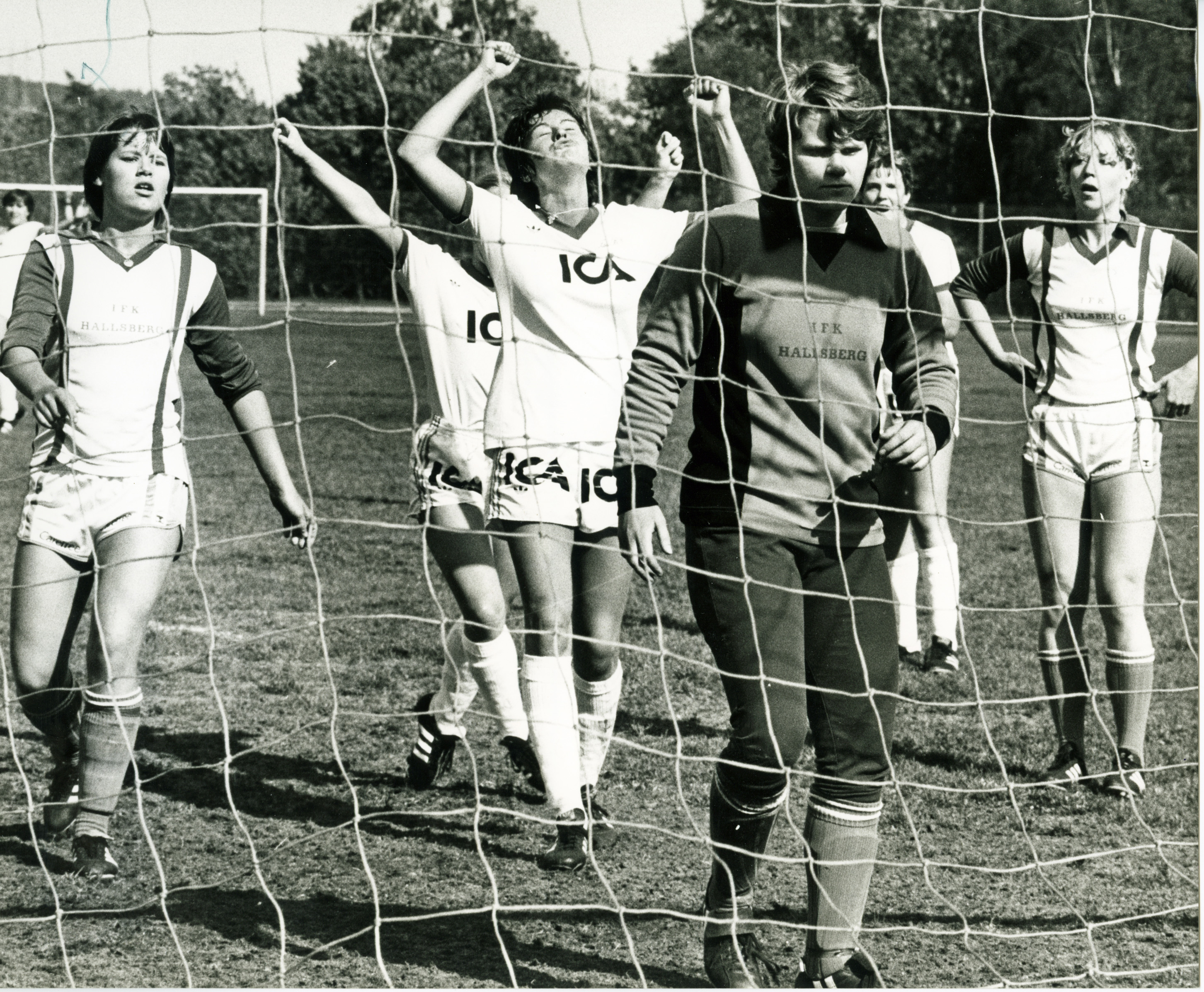 Jitex, fotboll, damer