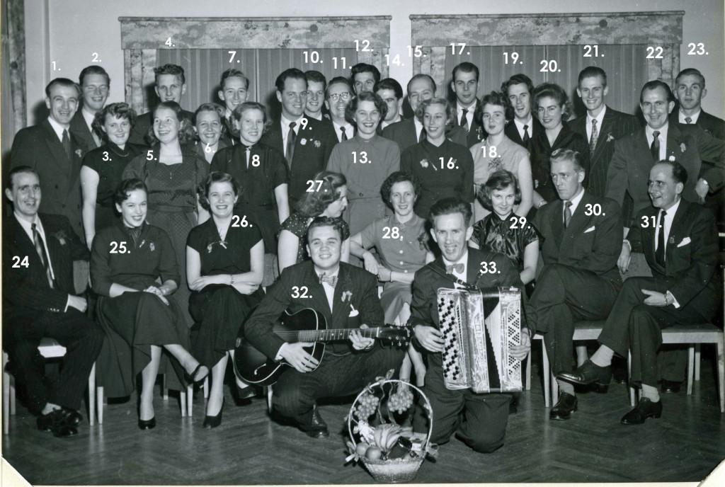 Lagfoto Mölndals handbolllsklubb